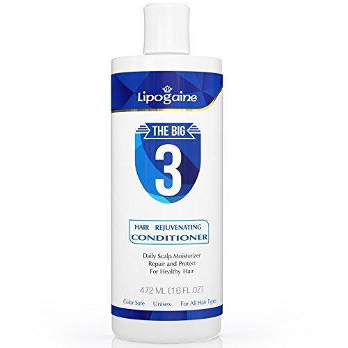Lipogaine Hair Prevention Conditioner Keratin