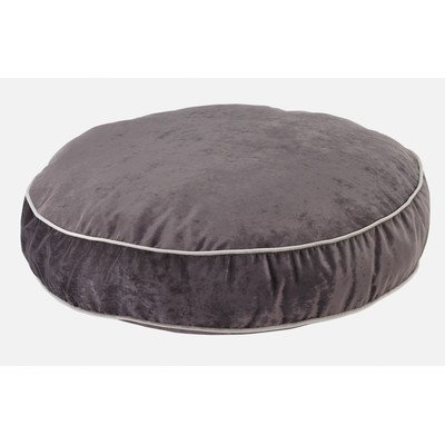 Bowers Super Soft Round Bed, Medium, Peppermint ()