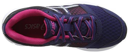 De silver indigo Blue Asics Niños Para 9 Unisex Azul Purple 4993 Gs Running Zapatillas fuchsia Patriot Fq1rwx7qvI
