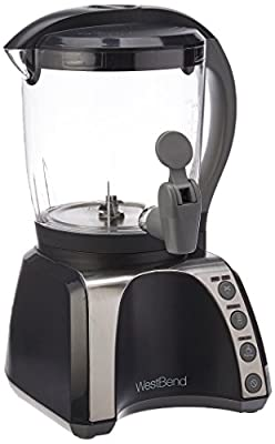 West Bend CL401V Venti Hot Beverage Maker, Black
