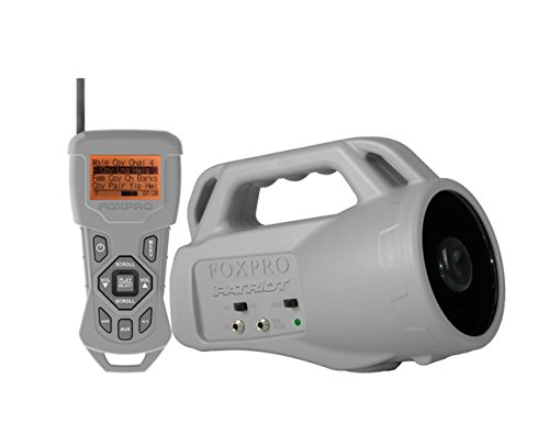 FOXPRO Digital Game Call FOXPRO INC PATRIOT Digital Game ...