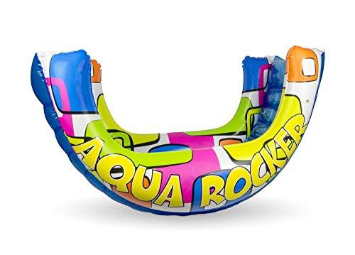 Float Fun Rocker - Poolmaster Aqua Rocker Swimming Pool Fun Float