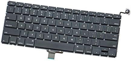 Teclado inglés Americano QWERTY US para MacBook Pro 13