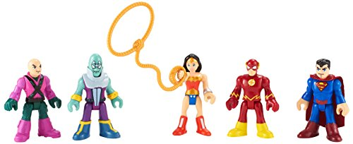 Fisher-Price Imaginext DC Super Friends & Villains Pack