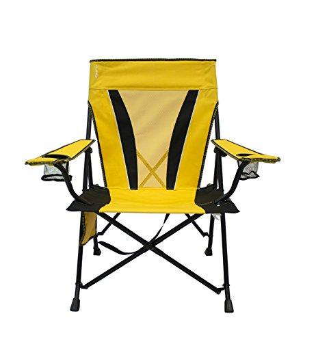 Kijaro XXL Dual Lock Portable Camping and Sports Chair - Dangle Lock