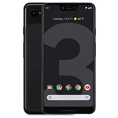 Google Pixel 3 Verizon 64GB Black (Renewed)