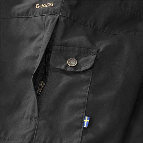 Trousers Grey Fjallraven Pantalón Karla Mujer 44 Pro W Dark HHZa7ATW