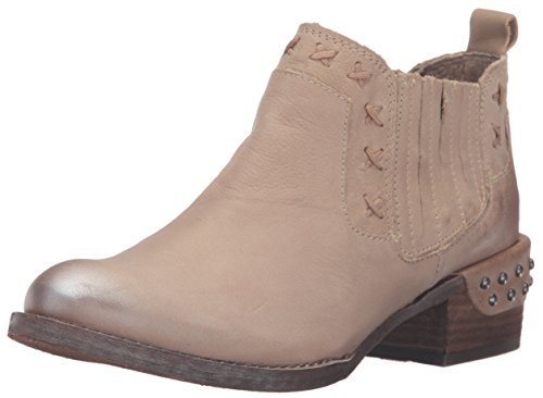 Naughty Monkey Women's Miss M Ankle Bootie Cream