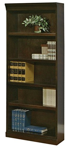kathy ireland Home by Martin Fulton Bookcase - Fully Assembled