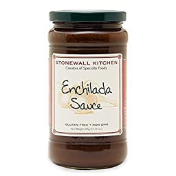 Stonewall Kitchen Enchilada Sauce, 17.75 oz