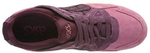 Asics Gel-Lyte V, Zapatillas de Gimnasia para Mujer Morado (Eggplant/eggplant)