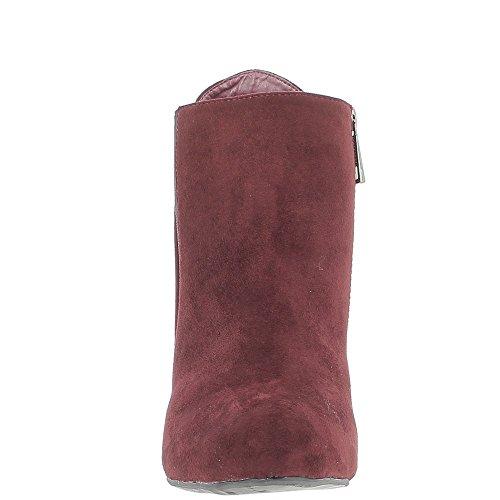 Stivali Al Bassi Dimensioni Tacco Bordeaux 12cm Grandi 0zw8x8aZq