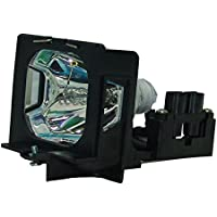 AuraBeam Toshiba TLP-261 Projector Replacement Lamp with Housing