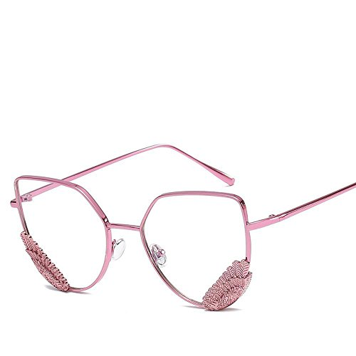 Aoligei Ailes oeil retro plats lunettes du chat mode Tide gens lunettes de soleil personnalité coréenne européenne de soleil NgLsT90qDi