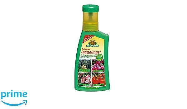 Neudorff balsamol - Hojas abono - 250 ml coníferas de Abono líquido:, orgánico & con largo tiempo de efecto - Nitrógeno como Bálsamo para fortalecimiento de ...