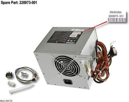 280W HP 220973-001 Power supply