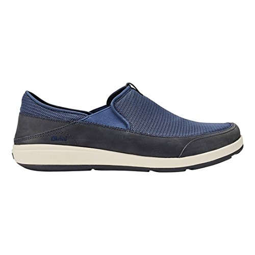 Makia Uomo Olukai Slip On Casual Vintage Indaco / Trench Blu