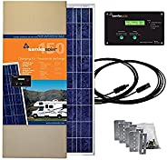 Samlex America SRV-150-30A All-in-One Solar Charging Kit with Controller