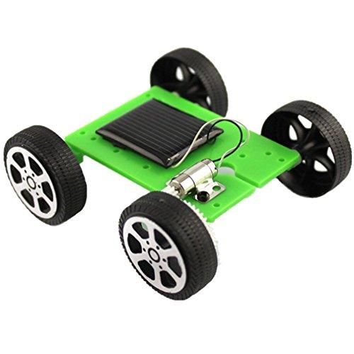 Solar Toys-Bessky® New Creative DIY Educational Solar Car Kit Toy Popular Science Toys Children