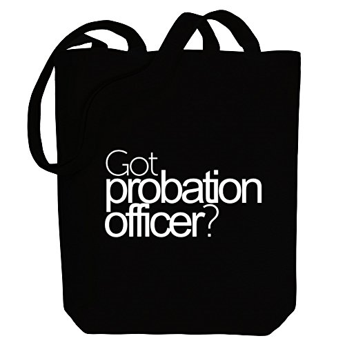 Idakoos Tote Got Idakoos Officer Occupations Probation Got Bag Canvas 1wPxZwq