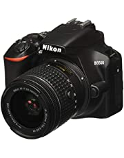Nikon D3500 W/ AF-P DX NIKKOR 18-55mm f/3.5-5.6G VR Black photo