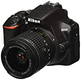 Nikon D3500 W/AF-P DX Nikkor 18-55mm f/3.5-5.6G VR with 16GB Memory Card and Carry Case...