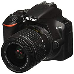 Image of the product Nikon   D3500 DSLR Camera that is listed on the catalogue brand of Nikon. The product has been rated with a 4.6 over 5