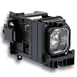 Fi Lamps Nec Np3151w Projector Replacement Lamp With Housing