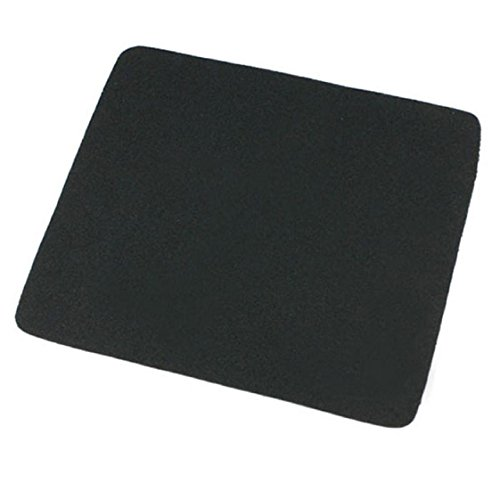 Mchoice New 2218cm Universal Mouse Pad Mat for Laptop Computer Tablet PC Black
