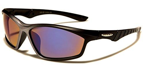 SDK de Gafas hombre Gris Negro sol SUNGLASSES para rUUwEa