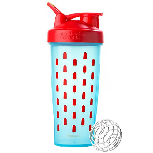28 OZ Blender Bottle Special Edition Shaker with Loop Top - Summer Pop