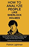 How to Analyze People Like Sherlock Holmes: Learn