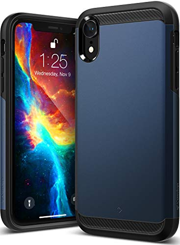 Caseology Legion for iPhone XR Cases for iPhone XR Case(2018) - Midnight Blue