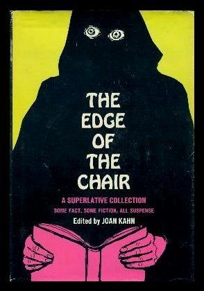 Spade Wings (THE EDGE OF THE CHAIR: The Sixth Capsule; Fool's Mate; The Axeman Wore Wings; Stone from the Stars; The Queen of Spades; Billy: The Seal Mission; A Watcher by the Dead; Tea Party; Death Draws a Triangle; The Net; Prisoner of the Sand; The End of the Party)