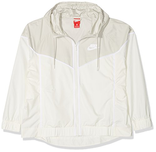 White Nike Jacket Bone Sail Light Hw8O6q