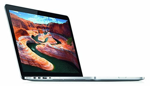 Apple MD212LL/A 13-Inch MacBook ProLaptop with Retina Display (Certified Refurbished)