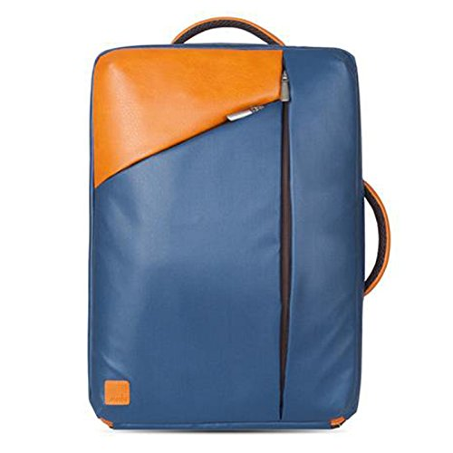 Moshi Venturo Backpack - Fits up to 15'' Laptop - Navy Blue - 99MO077521 by Moshi