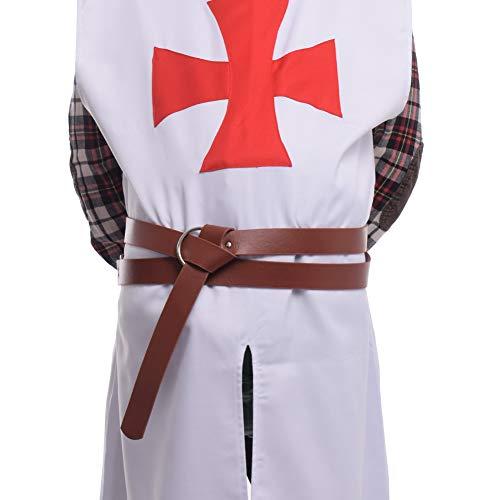 Pirate Costumes Belt Buckle - BLESSUME Medieval LARP Reenactment Viking Battle