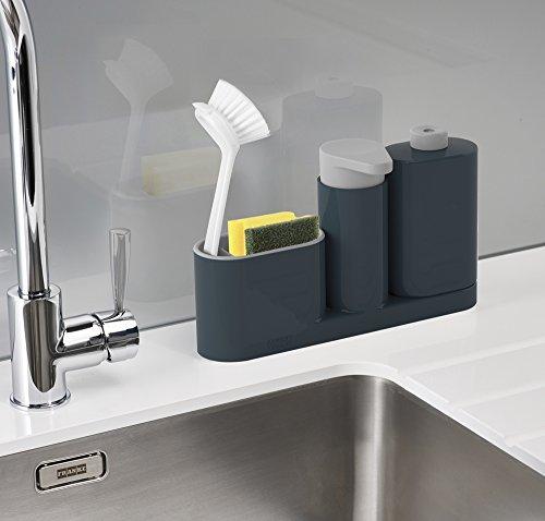 Joseph Joseph Kitchen in Sink Draining Caddy for Brush Sponge Kit Tool