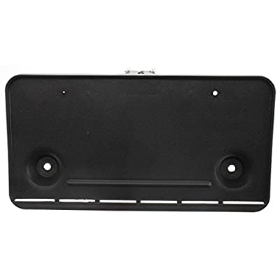 BB Auto Supply 1992-1996 Ford Bronco F150 F250 F350 Front License Plate Tag Bracket Holder FO1068101 F2TZ17A385A: Automotive