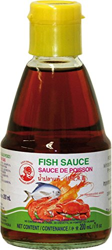Cock Fischsauce, 3er Pack (3 x 200 ml)