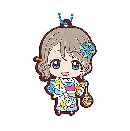 Amazon Com Bandai Love Live Sunshine You Watanabe Yukata Kimono