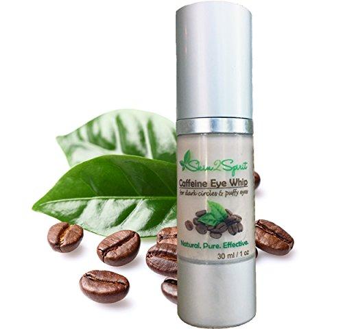 Skin2Spirit Natural Caffeine Organic Ingredients product image