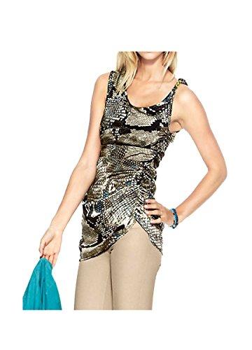Ashley Brooke de mujer Blusa Blusas Top Multicolor Tamaño 42