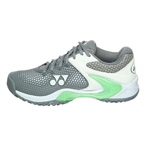 Yonex Gris Eclipsion 41 Vert 2 Power Tennis Cushion De Femmes Chaussures Chaussure Tout Terrain tr7PrqW