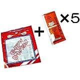 ガオバブ モーリアンヒートパック 携帯加熱セットL[加熱袋L1個+発熱剤L5個]