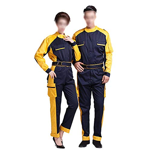 Graven Motorcycle Racing Jacket Pant Workers Sports Uniform Clothes Mountain Bike Suits Jersey Coat S-4XL - (Style: 3, Size: XXL)