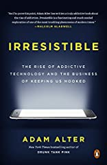 """""""One of the most mesmerizing and important books I've read in quite some time. Alter brilliantly illuminates the new obsessions that are controlling our lives and offers the tools we need to rescue our businesses, our families, and our sanity.""""—Adam..."""