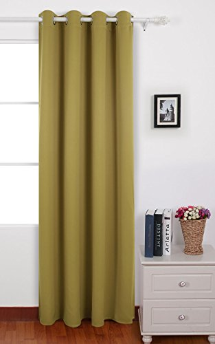 insulated yellow curtains - 5