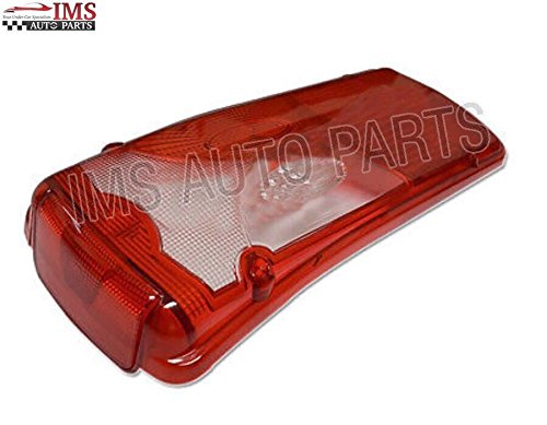 - MERCEDES SPRINTER CAB CHASSIS REAR LAMP LIGHT LENS LEFT DRIVER SIDE 2007 TO 2016